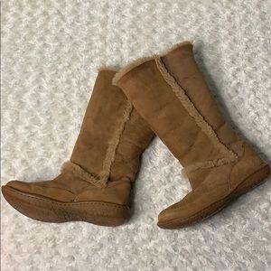 Born Shearling Boots